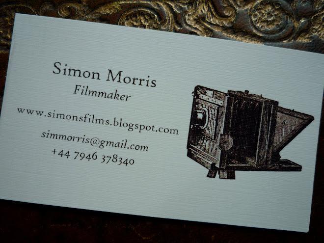 Simon Morris-Filmmaker