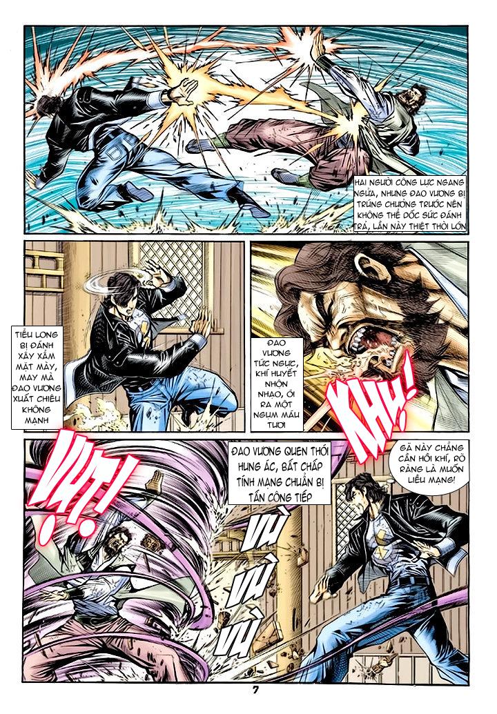 Tân Tác Long Hổ Môn chap 69 - Trang 7