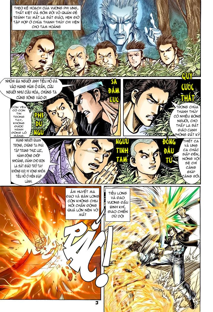 Tân Tác Long Hổ Môn chap 69 - Trang 3