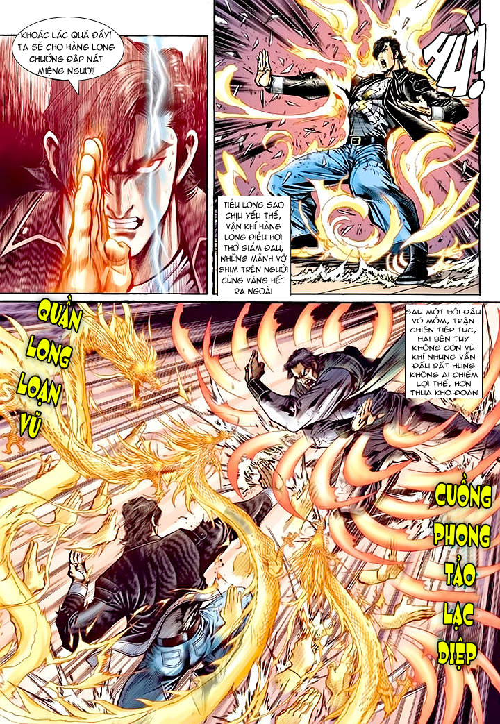 Tân Tác Long Hổ Môn chap 69 - Trang 5