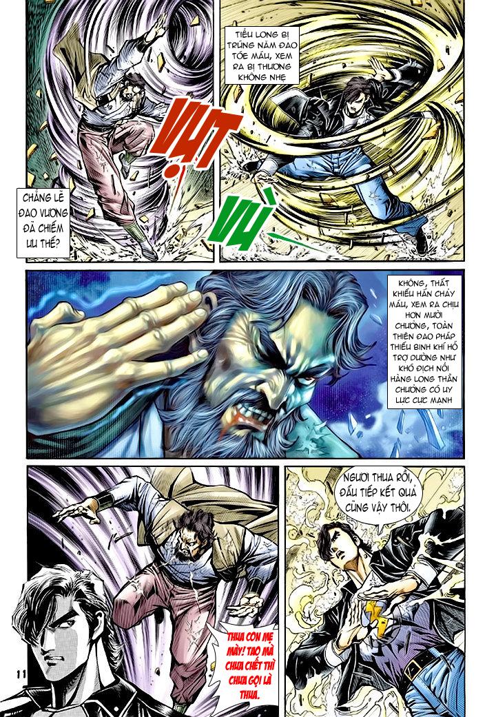 Tân Tác Long Hổ Môn chap 69 - Trang 11