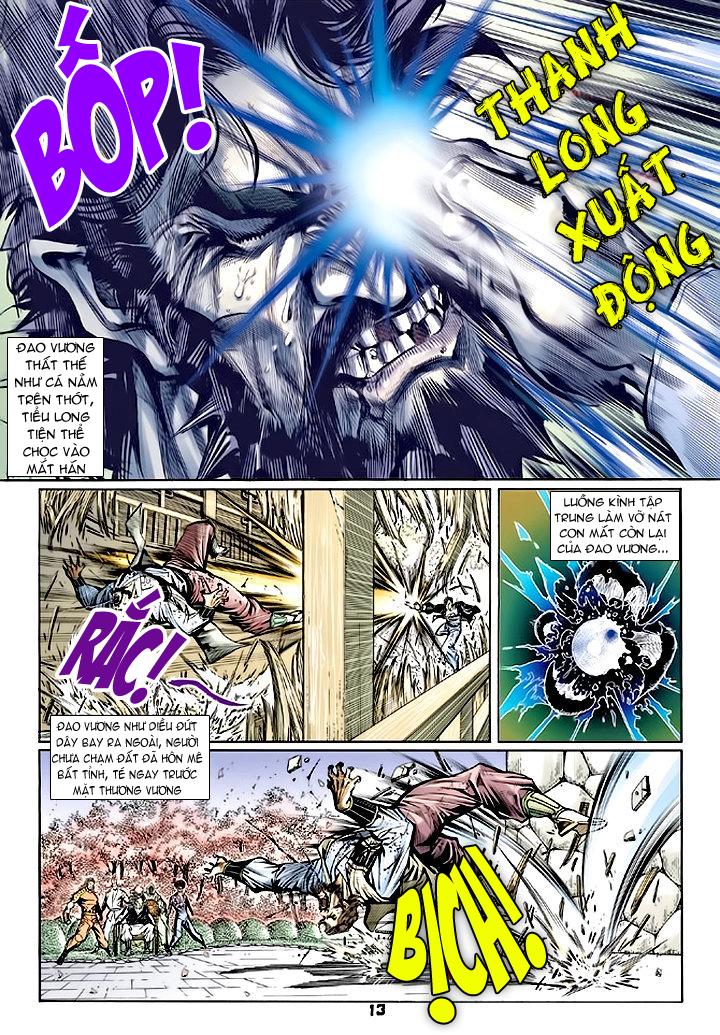 Tân Tác Long Hổ Môn chap 69 - Trang 13