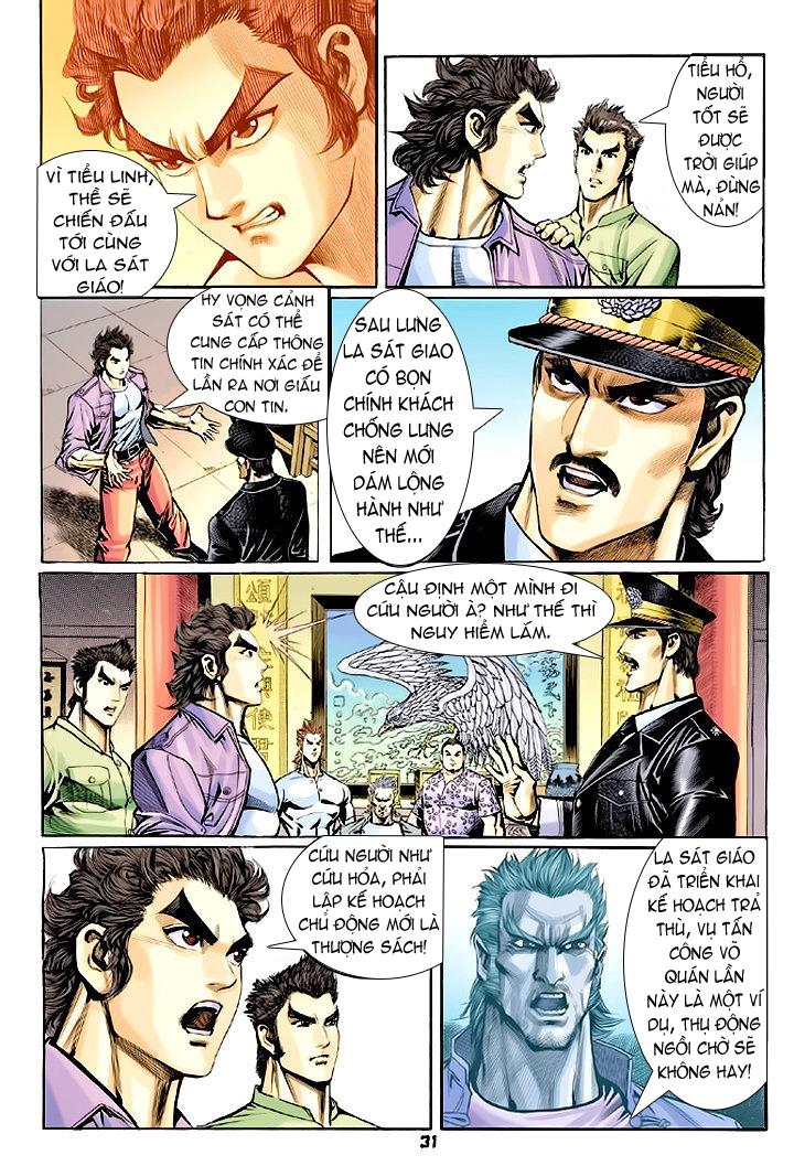 Tân Tác Long Hổ Môn chap 64 - Trang 31