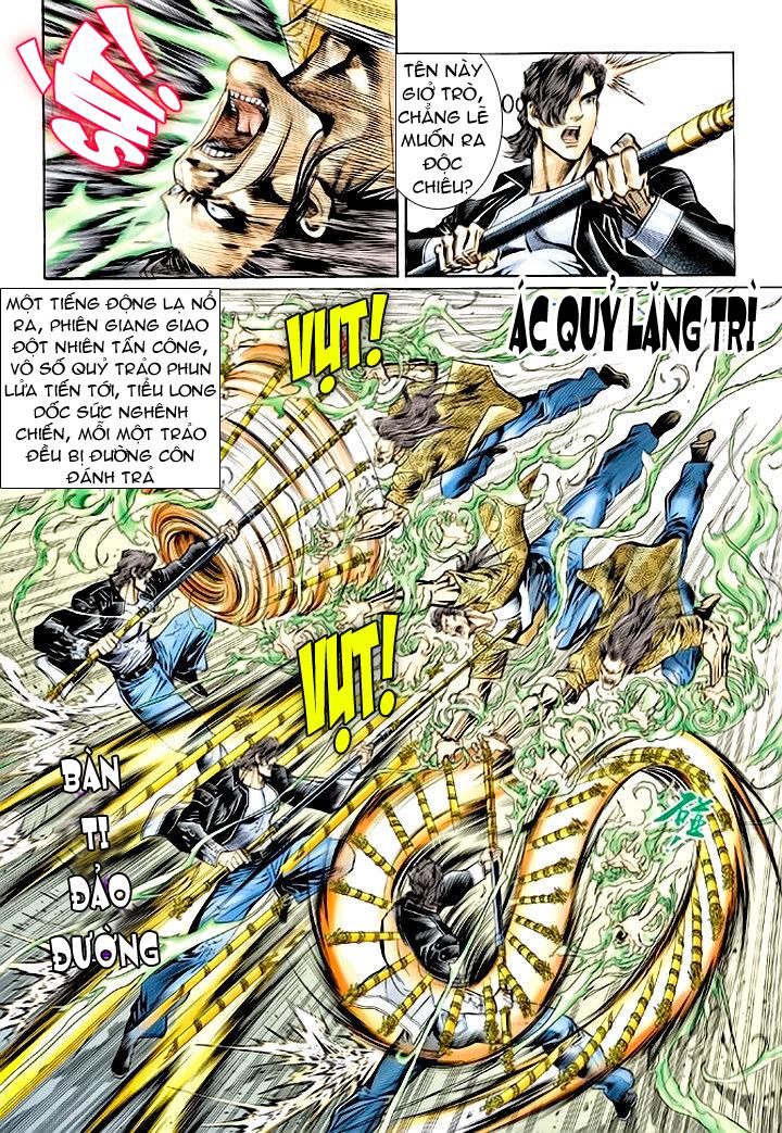 Tân Tác Long Hổ Môn chap 64 - Trang 14