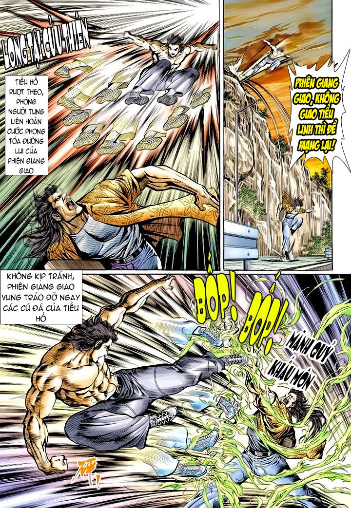 Tân Tác Long Hổ Môn chap 64 - Trang 23