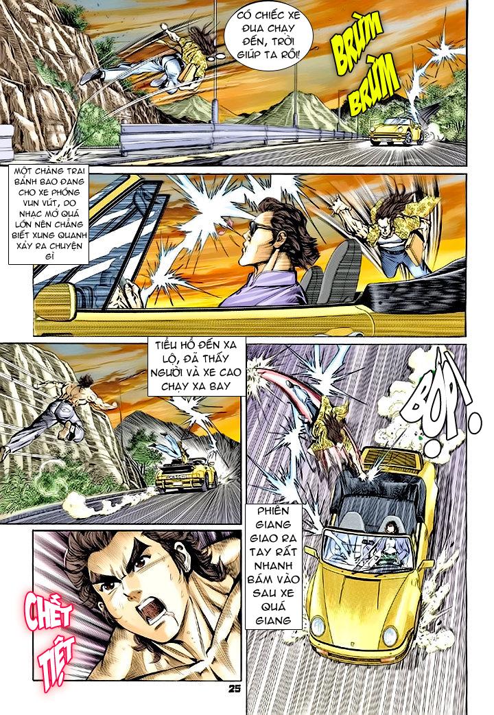 Tân Tác Long Hổ Môn chap 64 - Trang 25