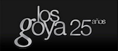 cartel de los GOYA