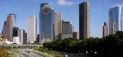 view of Houston in Daytime