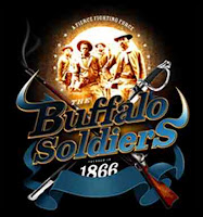 buffalo soldier logo