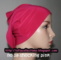 ANAK TUDUNG PLAIN LYCRA