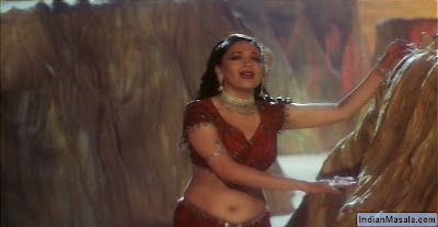 indian hot actress madhuri dixit hot sexy fleshy navel