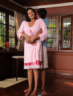 Vimala Raman in Pink Nightwear for Women, Pink Nighty of Vimala