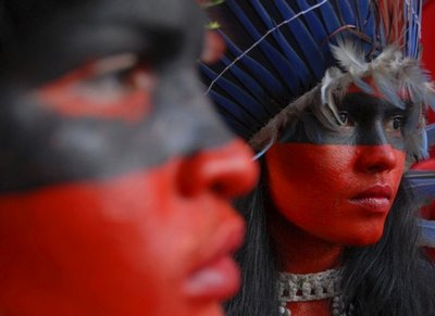 Indigenous+tribes+of+south+america