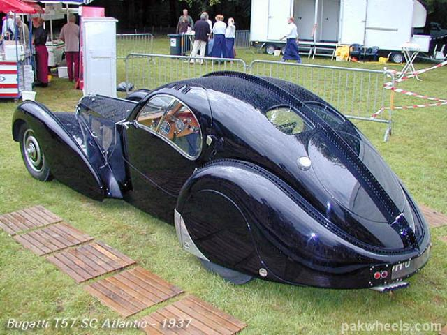 Avenged Car Bugatti SC Atlantics Most Expensive Classic Cars - Most classic cars