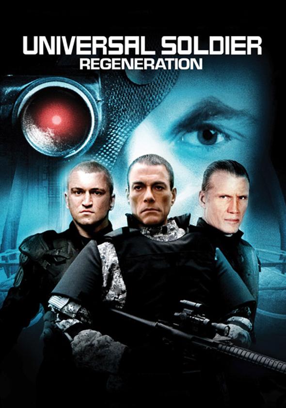 Universal Soldier Regeneration (2009) DvdRip 300Mb ...