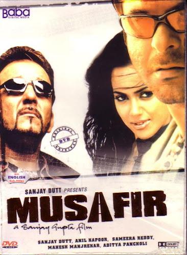 Musafir (2004) Movie Poster