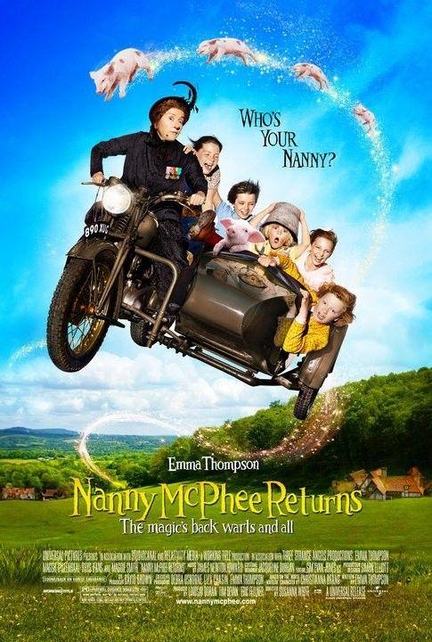 Nanny McPhee and the B...