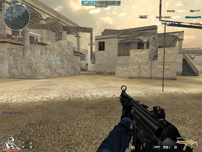 crossfire game guns. CrossFire Game - Going Through