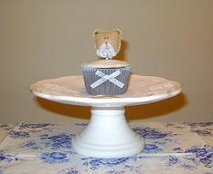 Cupcake para batizado...