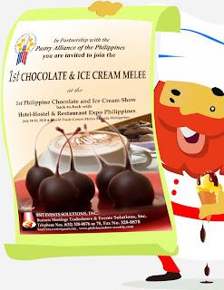 1st Philippine Chocolate & Ice Cream Show