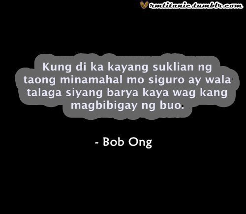 filipino love quotes. the tagalog love guides,best broken topic May try tolliver was innocent Some