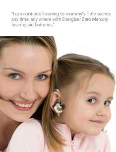 Free Hearing Aid Batteries from Energizer