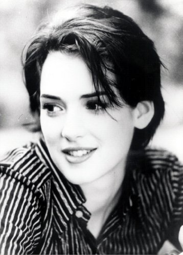 Breaux Greer American Gladiator. Winona Ryder, of Beetlejuice