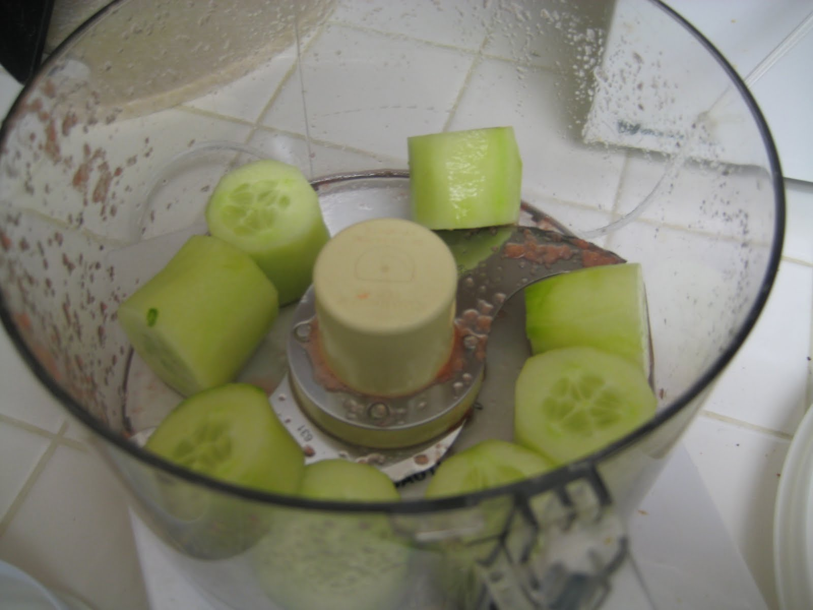 The Foodista Chronicles: Watermelon-Cucumber Cooler