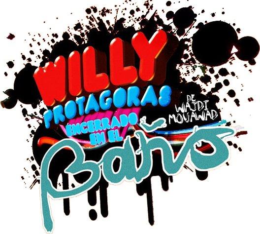 Willy Protágoras Encerrado en el Baño