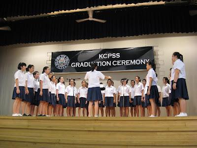 KCPSS choir :
