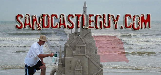 Sandcastle Guy