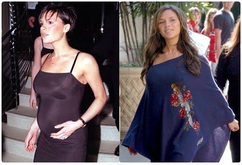 victoria beckham pregnant 2011 pictures. VICTORIA BECKHAM PREGNANT 2011
