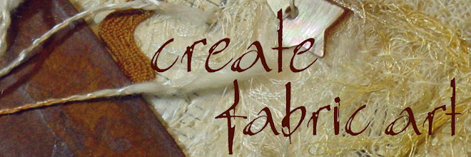 Create fabric art