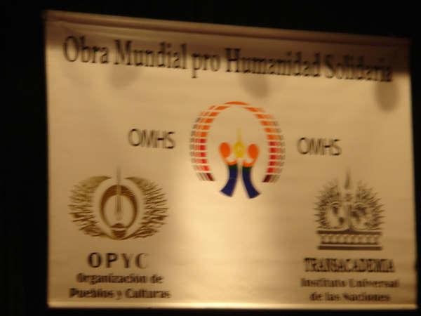El BOARD Mundial de Presidentes del Foro OHMS