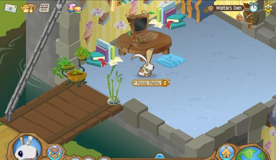 how to get rid of new jammer on animal jam