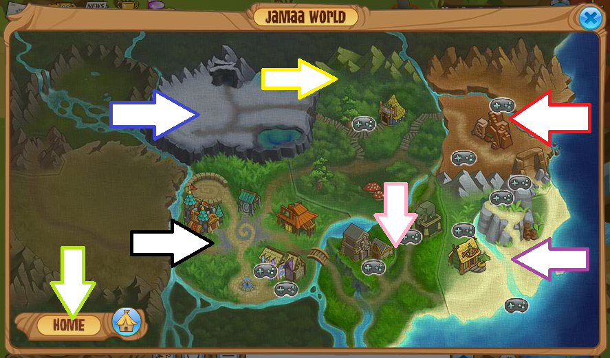 how to get an underwater den in animal jam