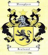 Brasão da família Vaughan