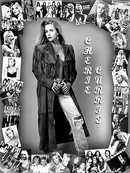 Cherie Currie Sculpture