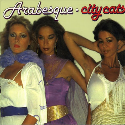 Arabesque - City Cats 1979 (Germany, Disco)