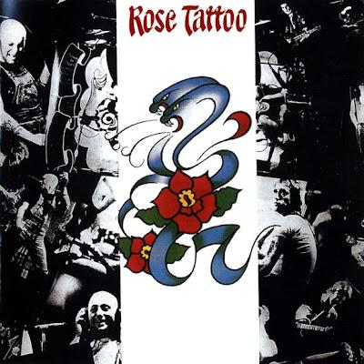 Rose Tattoo - Rose Tattoo 1978 (Australia, Hard Rock, Heavy Metal)
