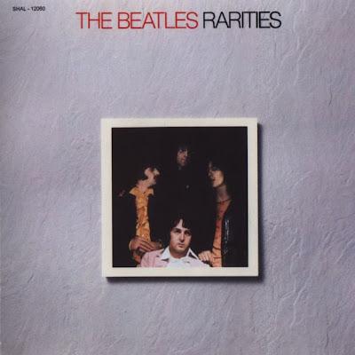 The Beatles - Rarities 1980 (UK, Beat, Psychedelic Rock)