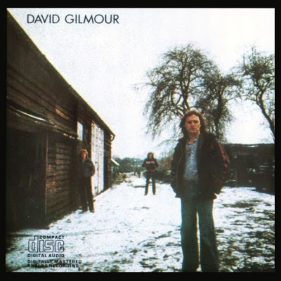 David Gilmour - David Gilmour 1978 (UK, Progressive Rock, Blues-Rock)