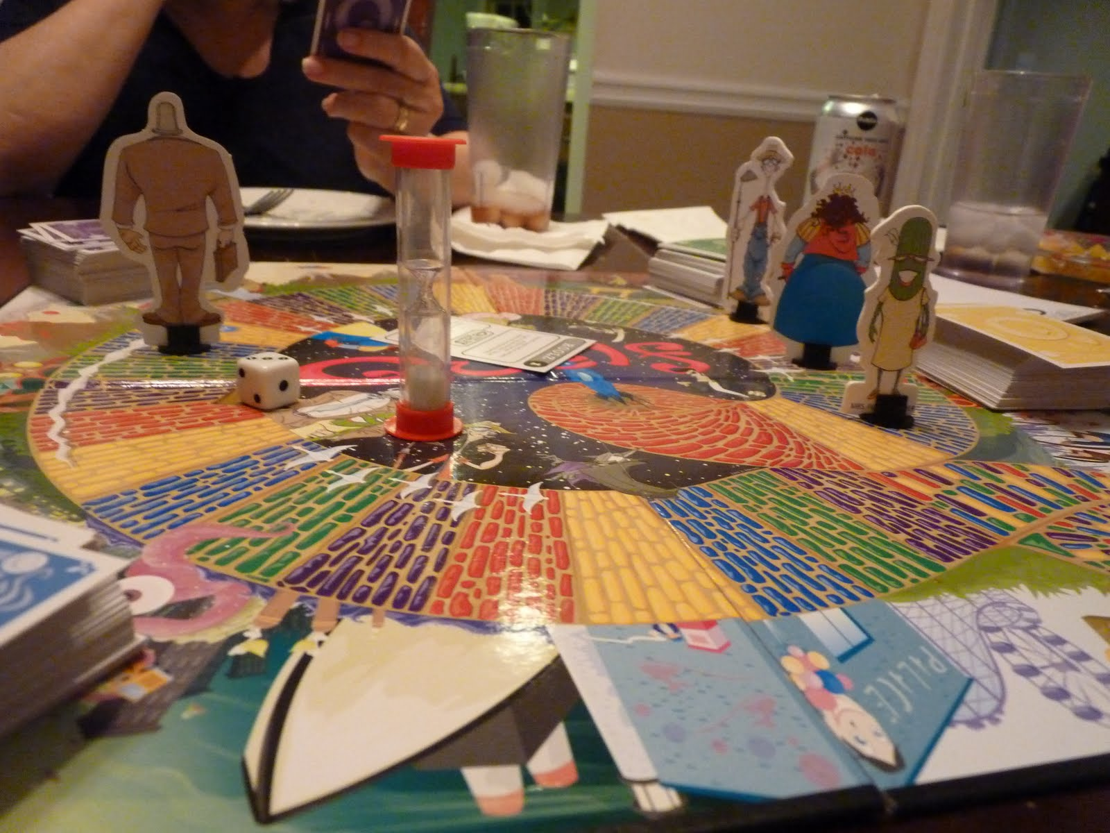 how to play quelf board game