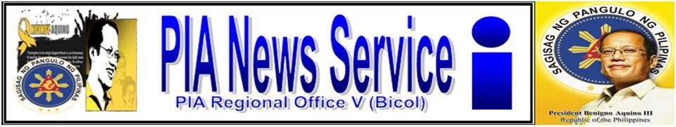 Philippine Information Agency Bicol