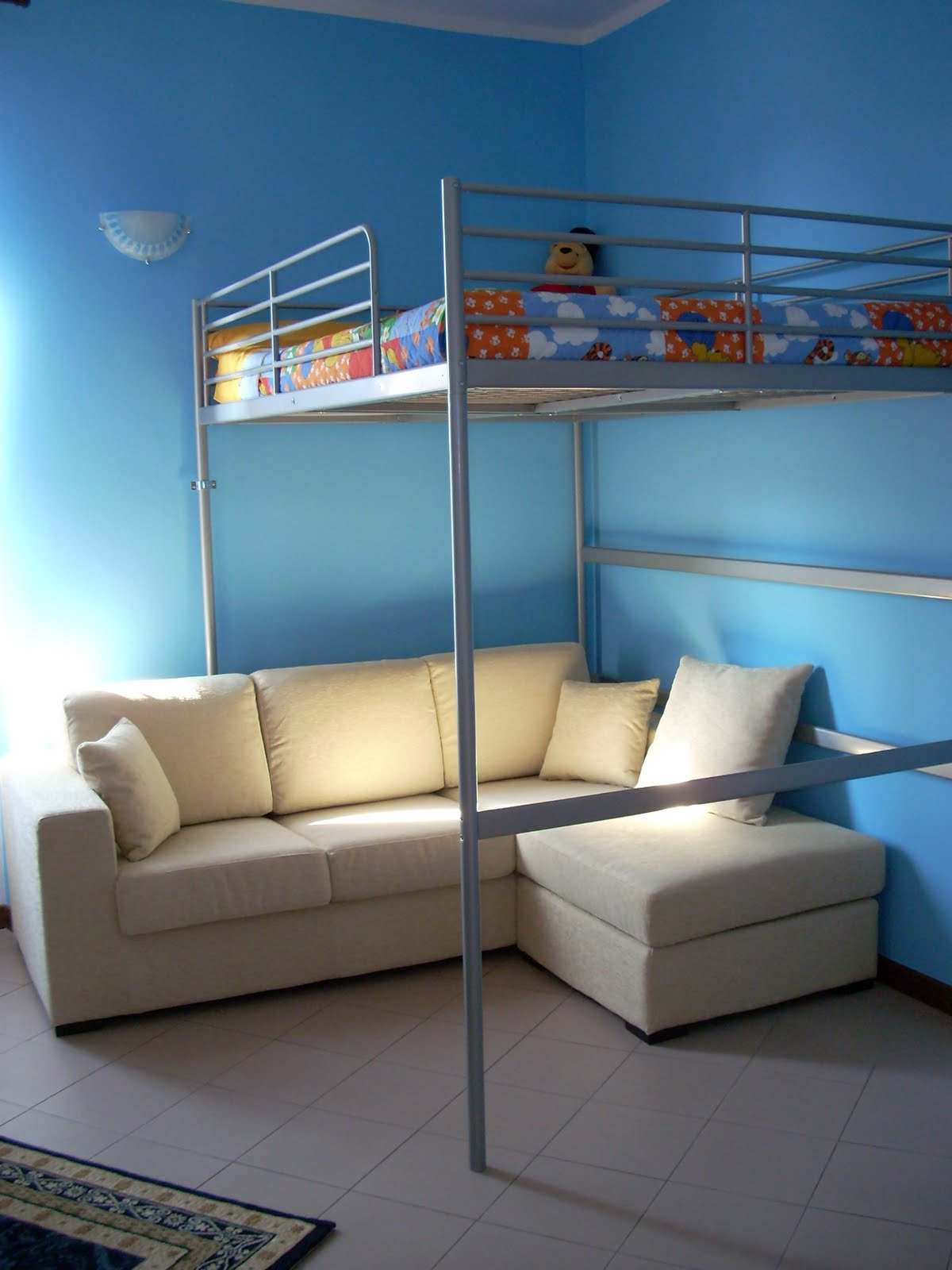 Divano letto ikea nuovo mai usato design for Cerco divano letto usato a milano