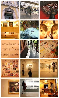 Thai Art Scene  March 15, 2009