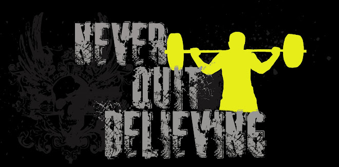 Never Quit Believing