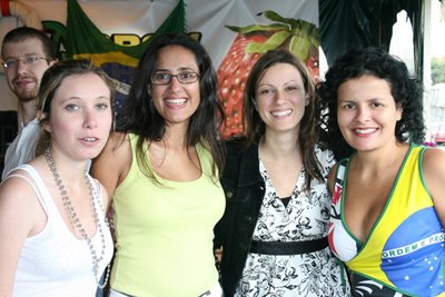 Dani, Ara, Melissa