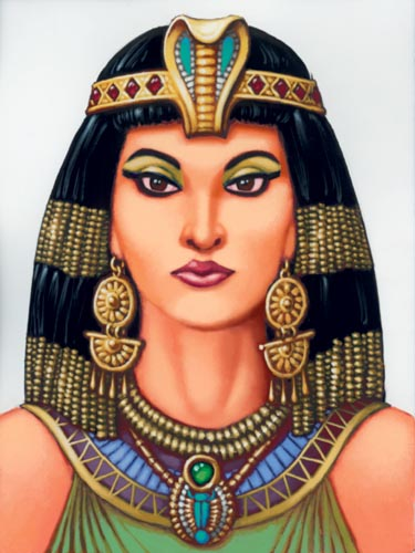 Most Beautiful Woman in the World: Cleopatra