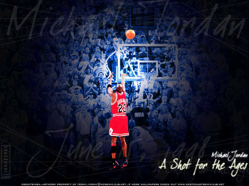 Famous Basketball Player - Michael Jordan - BASKETBALL ...